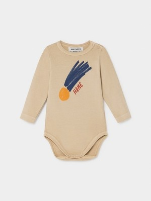 【19AW】ボボショセス(BOBO CHOSES) -A STAR CALLED HOME LONG SLEEVE BODY[6-12m/12-18m]