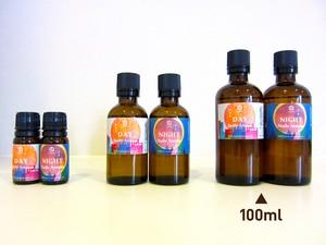 【認知症対策 Daily Aroma:単品100ml】DAY昼用・NIGHT夜用