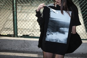 The Ocean(Black)T-shirt