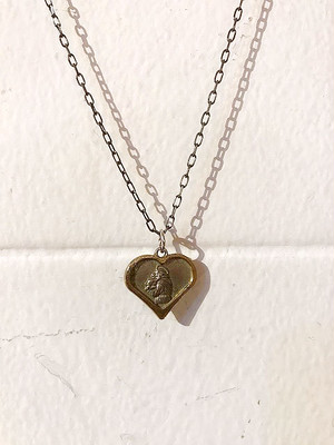 Heartful Necklace-23