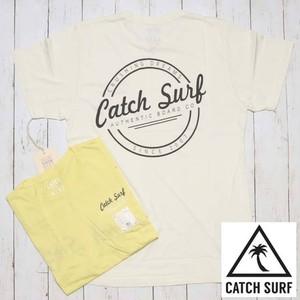 [クリックポスト対応] CATCH SURF キャッチサーフ CRUSHING DREAMS S/S Tee A7TEE007