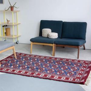 Tribal rug 6 / #71526 / 195×125cm / トルクメン族