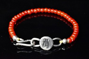 Light eagle white hearts bracelet