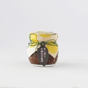 木頭ゆず味噌 (柚冬庵/徳島県那賀郡)
