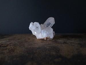 パールヴァティ産 ヒマラヤ水晶 クラスター QUA1808-021