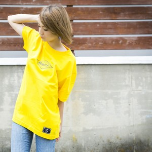 Emblem T-shirt  Yellow