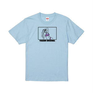 Eye candy S/S T-shirts (Pastel blue)