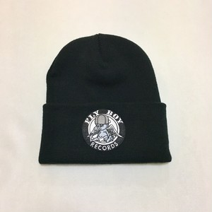 FLY BOY RECORDS Beanie (BLK)