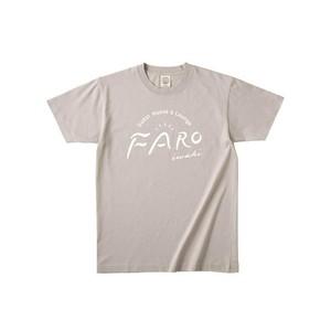 【増産しました!】FAROオーガニックコットンTシャツ