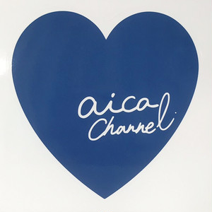 aica channel ステッカー