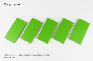 緑地パーツ<Tea plantaion(LIGHT GREEN)>