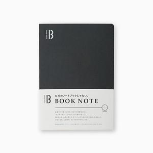 「BOOK NOTE」 /A5サイズ/ウォームブラック