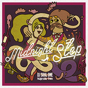 Soul One (Majestic Two)/Midnight Step