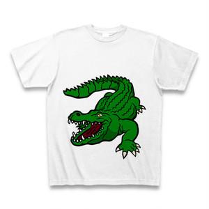 ワニワニTシャツ個性とユニークで目立つデザイン