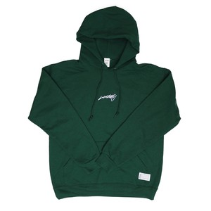 Good Old Day's Hoodie / GREEN
