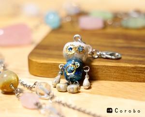 小さなお友達♪ロボットのチャーム Corobo NO.008