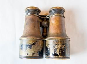 フランスアンティーク双眼鏡(No.31569)