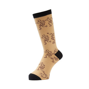WHIMSY - PLUG IT IN SOCKS (Beige)