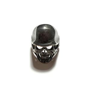 Vintage/ヴィンテージ Helmet skull ring