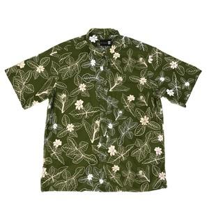 Sig Zane USEDアロハシャツ / size XXL