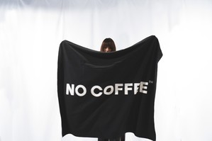 NO COFFEE × BOOK AND BED TOKYO ブランケット