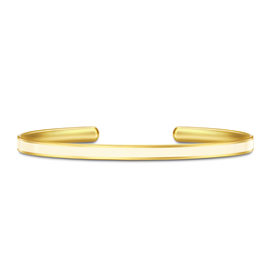 JULIE SANDLAU AYA BANGLE CREAM