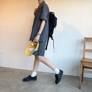 check set up【half pants ver.】