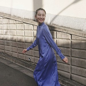 Roman monastic dress/saxe blue