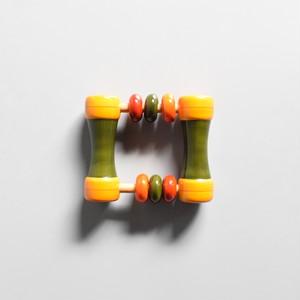 "Maya Organic ""Kit Kit Rattle"" マヤオーガニック キットキットラトル"