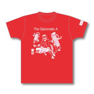 赤船来航ツアー T-shirt(red)