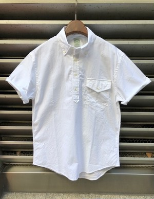 """KEATON CHASE USA   """"S/S PULL OVER SHIRT"""""""
