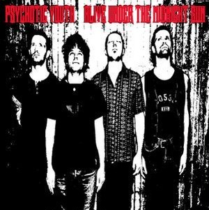 Psychotic Youth ‎– Alive Under The Midnight Sun  CD