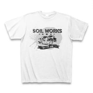 SOILWORKSのTシャツ(車)