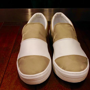 RFW / アールエフダブリュー | ROLL CAMO SLIP-ON SNEAKER/Beige