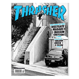 THRASHER - October 2018. Issue 459
