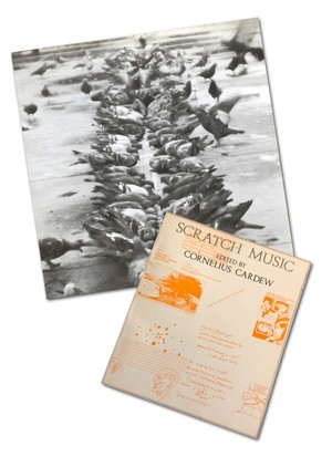 *BOOK&レコード* CORNELIUS CARDEW &SCRATCH ORCHESTRA