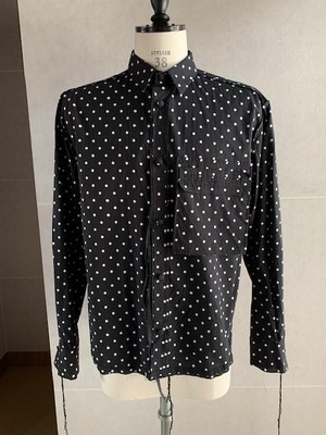 Midorikawa DOT DRESS SHIRT