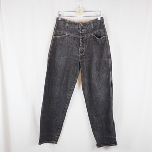 MARITHE FRANCOIS GIRBAUD Wide Denim Pants