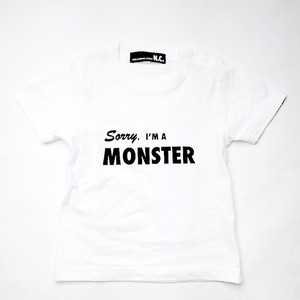 Monster Tee -Kids-