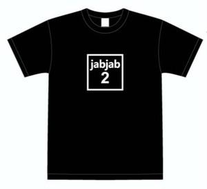 jab jab2 TEE Black
