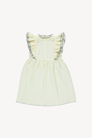 FIN&VINCE/delilah dress-buttercream