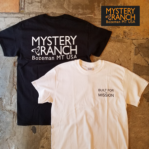 MYSTERY RANCH ミステリーランチ BUILT FOR THE MISSION TEE