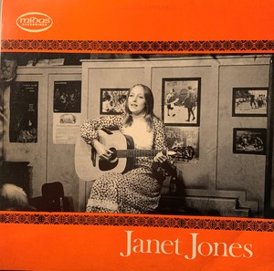 【LP】JANET JONES/Same