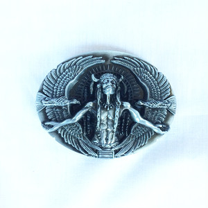インディアン ネイティブ 部族 トライバル バックル ベルト 単品 1322