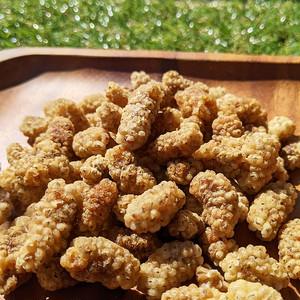 ホワイトマルベリー ( 白桑の実 ) 40g ドライフルーツ 乾燥 マルベリー 無添加 砂糖不使用 ノンシュガー