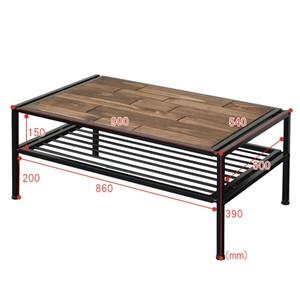 Industrial Low Table / インダストリアルスタイル インダストリアル ローテーブル