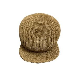 NOROLL / HUNTER CAP -NAT-