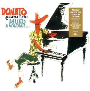 【LP】JOAO DONATO - MUITO A VONTADE <DOL>DOL1051HG