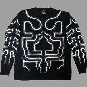 十二指腸 ロンT ドライTシャツ
