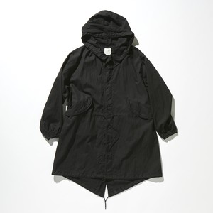 【FILL THE BILL】《UNISEX》MILITARY SNOW PARKER - BLACK
